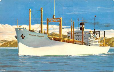 mil051716 - Military Battleship Postcard, Old Vintage Antique Military Ship Post Card