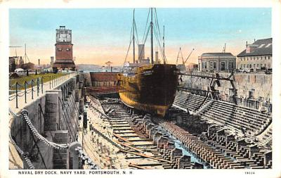 mil051790 - Military Battleship Postcard, Old Vintage Antique Military Ship Post Card