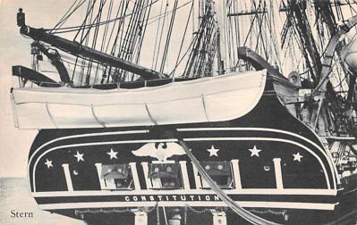 mil051797 - Military Battleship Postcard, Old Vintage Antique Military Ship Post Card