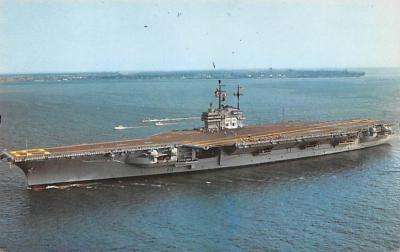 mil052047 - Military Battleship Postcard, Old Vintage Antique Military Ship Post Card