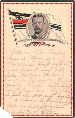 mil052053 - Military Battleship Postcard, Old Vintage Antique Military Ship Post Card