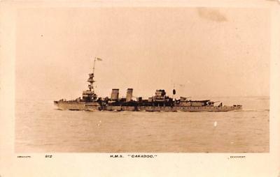 mil052078 - Military Battleship Postcard, Old Vintage Antique Military Ship Post Card