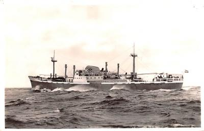 mil052090 - Military Battleship Postcard, Old Vintage Antique Military Ship Post Card