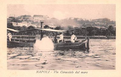 mil052157 - Military Battleship Postcard, Old Vintage Antique Military Ship Post Card
