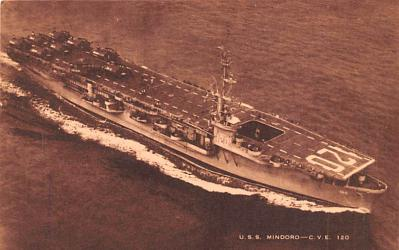 mil052188 - Military Battleship Postcard, Old Vintage Antique Military Ship Post Card