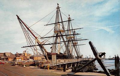 mil052399 - Military Battleship Postcard, Old Vintage Antique Military Ship Post Card