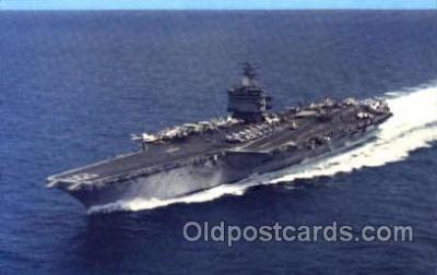 mil100011 - U.S.S. Enterprise  Military Aircraft Carrier