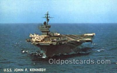 U.S.S. John F. Kennedy