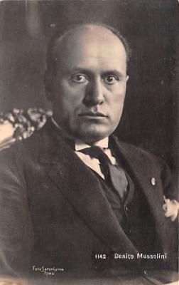 mil300029 - Benito Amilcare Andrea Mussolini, Italian leader of the National Fascist Party