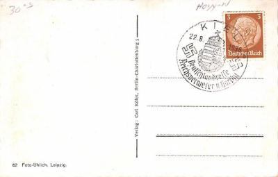 mil300129 - Nazi Germany and the Third Reich Antique Post Card  back