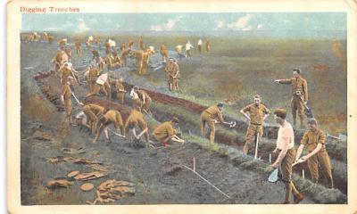 mil400055 - Military Post Card Old Vintage Antique Postcard