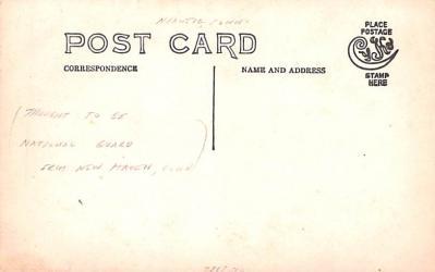 mil400079 - Military Post Card Old Vintage Antique Postcard  back
