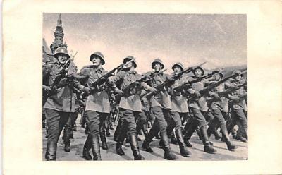 mil400085 - Military Post Card Old Vintage Antique Postcard