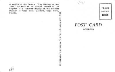 mil400089 - Military Post Card Old Vintage Antique Postcard  back