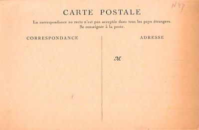 mil400131 - Military Post Card Old Vintage Antique Postcard  back