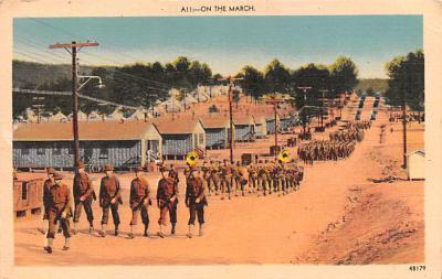 mil400197 - Military Post Card Old Vintage Antique Postcard