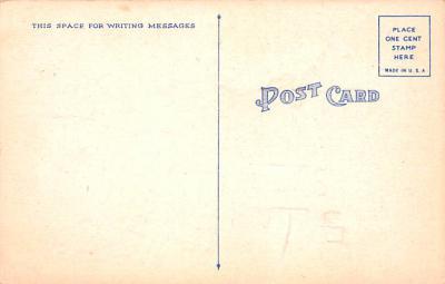 mil400215 - Military Post Card Old Vintage Antique Postcard  back