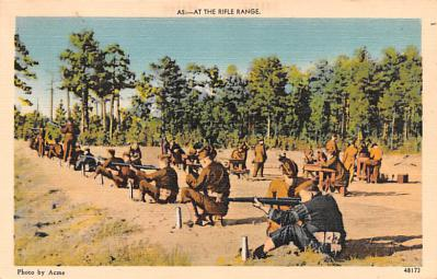 mil400227 - Military Post Card Old Vintage Antique Postcard