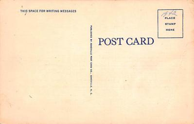 mil400237 - Military Post Card Old Vintage Antique Postcard  back