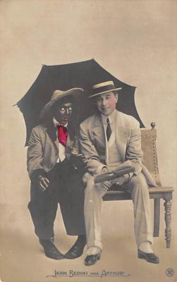 Jean Bedini and Arthur