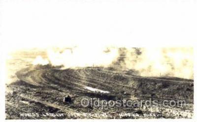 mng001016 - World's Largenst Open Pit Mine,  Hibbing, Minnesota, USA, Mining Postcard Postcards
