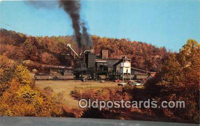 Modern Coal Mine Tipple