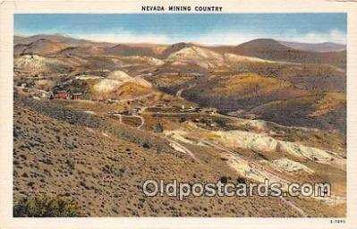 Nevada Mining Country