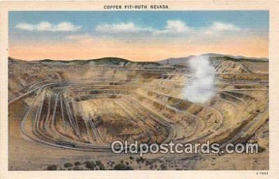 Copper Pit Ruth Nevada