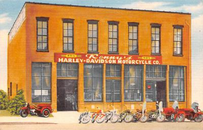 Kennys Harley Davidson Motorcycle CO