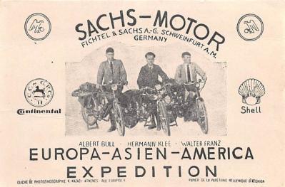 Sacks Motor