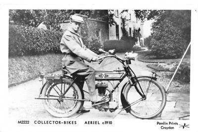 Aeriel c 1910