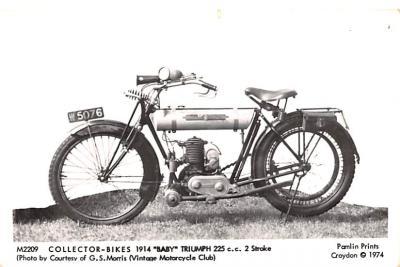 mot000077 - White Border Era (1915 - 1930)