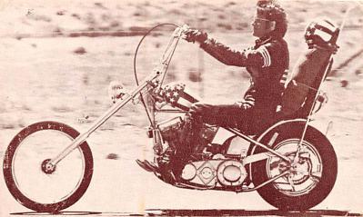1958 Harley Davidson