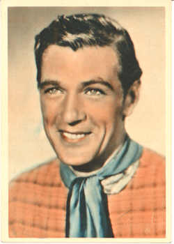 mov230005 - Gary Cooper Actor / Actress Postcard Post Card Old Vintage Antique Movie Star