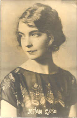 mov420011 - Lillian Gish Actor / Actress Postcard Post Card Old Vintage Antique Movie Star