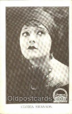 mov880017 - Gloria Swanson Actor / Actress Postcard Post Card Old Vintage Antique Movie Star