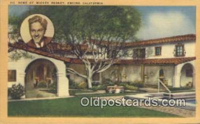 Michey Rooney, Encino, CA, USA