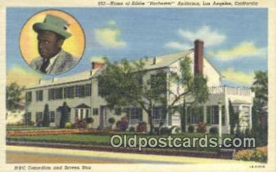 Eddie Rochester &erson, Los Angeles, CA