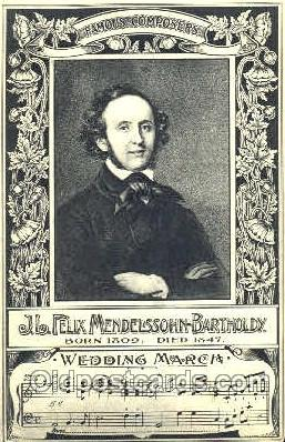 JL Felix Mendelssohn-Bartholdy