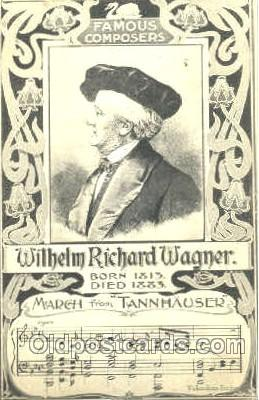 Willhelm Richard Wagner