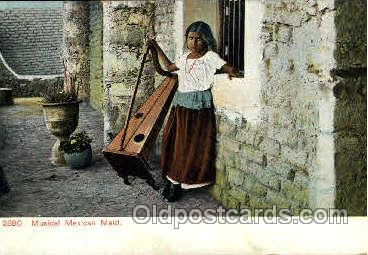 Musical Mexican Maid
