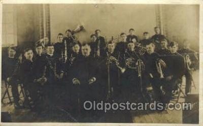 mus002043 - Music, Musical Instrument Post Card Postcards