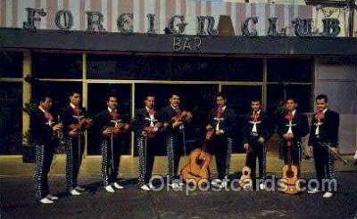 A Gay Group of Musicians , Charros