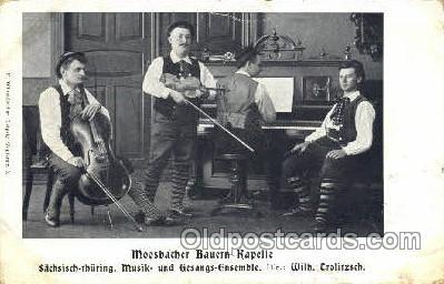moosbacher Bauern Kapelle