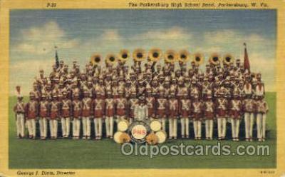 Parkersburg W. VA. USA HS B&
