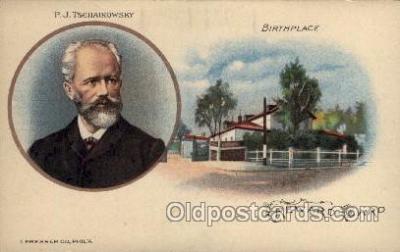 PJ Tschaikowsky