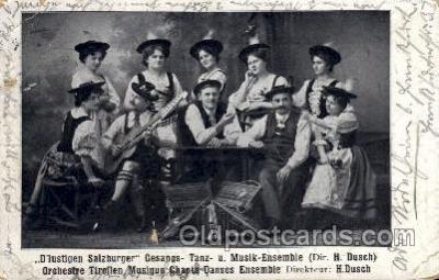 Dlustigen Salzburger