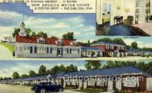 MTL001007 - New America Motor Lodge, Salt Lake City, UT Hotel, Motel Postcard Postcards