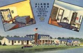 MTL001009 - Alamo Plaza Court, Louisville, KY Hotel, Motel Postcard Postcards