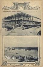 MTL001038 - Point Lookout Hotel and Beach Motel Hotel Postcard Postcards